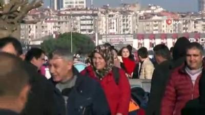 mangal keyfi -  İstanbul'da bahar havasını fırsat bilenler parklara ve sahil kenarlarına akın etti