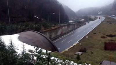 'İstanbul'un Anadolu'ya açılan kapısı'ndan milyonlarca araç geçti - BOLU