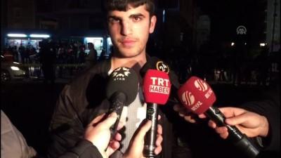 askeri helikopter - Askeri helikopter düştü - görgü tanıkları - İSTANBUL