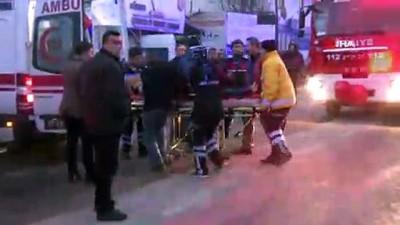 Düzce'de 1 kişinin öldüğü 12 kişinin de yaralandığı kazanın görüntüleri ortaya çıktı