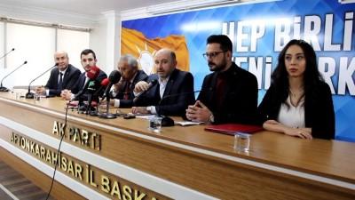 Engelsiz kent için iyi niyet sözleşmesi imzalandı - AFYONKARAHİSAR