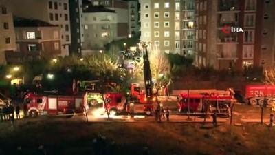 """askeri helikopter -  Helikopterin düşme anını gören vatandaş:""""Havada yanmaya başladı, ben dumanı gördüm"""""""