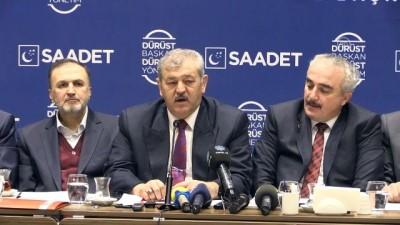 Saadet Partisi, Konya adaylarını tanıttı