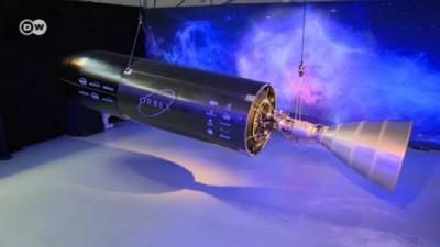 uc boyutlu yazici - Üç boyutlu yazıcıdan çıkan roket motoru