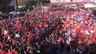 askeri helikopter -  Cumhurbaşkanı Erdoğan: 'CHP'nin başındaki zat gibi yalanla peynir gemisi yürütmeye çalışmıyoruz'
