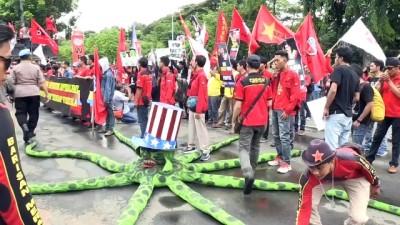 Endonezya'da ABD karşıtı gösteri - CAKARTA