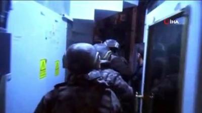 İstanbul'da özel harekat destekli fuhuş operasyonu