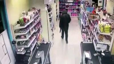 Pompalı tüfekle market soygunu yapan şahıs yakalandı