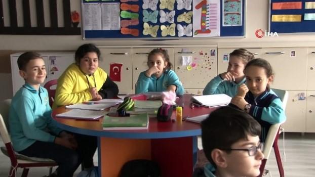 muzik odasi -  Rize'de bulunan okul öğrencilere evlerini aratmıyor