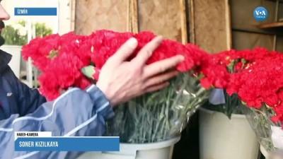 Sevgililer Günü Gülleri Hazır