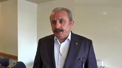 TBMM Başkanvekili Mustafa Şentop: 'CHP ve İYİ Parti ittifakının gizli ortağı HDP' - TEKİRDAĞ