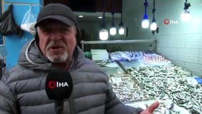 'Hava muhalefeti nedeniyle balık çıkmıyor'