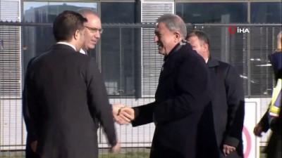 - NATO Savunma Bakanları Toplantıları başladı - Milli Savunma Bakanı Akar NATO Savunma Bakanları Toplantısı'nda