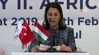 Türkiye-Macaristan İkinci Afrika İş Forumu