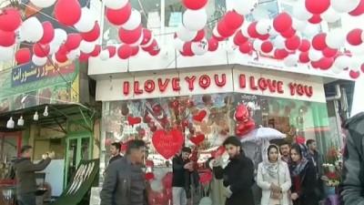 Afganistan'da 14 Şubat Sevgililer Günü kutlaması