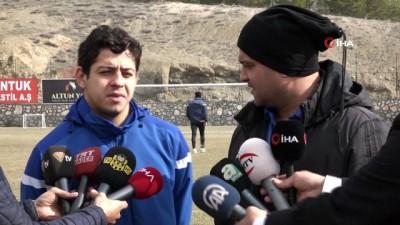 E.Yeni Malatyaspor'da futbolcular Beşiktaş maçı için iddialı konuştu