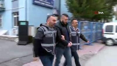 Interpol'ün aradığı 4 Rus'un katil zanlısı Konya'da yakalandı