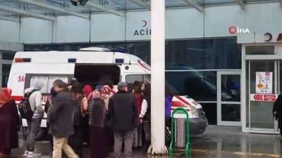 ilk mudahale -  Karabük'te 5 kişi sobadan zehirlendi