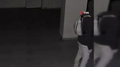 adli kontrol -  - Maskeli öğrenciler 4 okulu soydu... Okuldaki hırsızlık anları güvenlik kamerasına böyle yansıdı