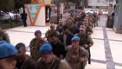 Terör propagandasında gözaltına alınan 11 kişi adliyede