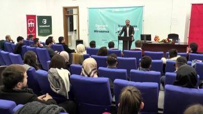 '16. yüzyıl Osmanlısında ümmeti tanımlamak' konferansı - ÜSKÜP
