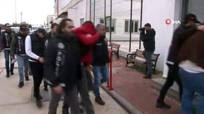 adli kontrol -  Adana'ya kokain getiren uzman çavuş tutuklandı