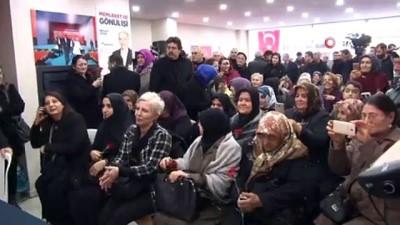 """AK Parti Büyükçekmece Belediye Başkan Adayı Mevlüt Uysal:'Yıkmaya değil yapmaya geliyoruz"""""""
