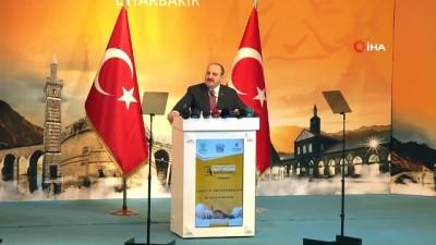 Bakan Varank, İslam Bilim Tarihi ve Fuat Sezgin Sempozyumu'na katıldı