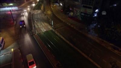 adli kontrol - Gaziantep'te terör operasyonu