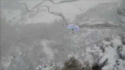 cesar - Haftanın No Comment videoları: Çin'in bir tarafında donan sular, diğer tarafında kiraz çiçekleri