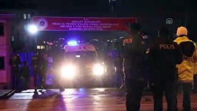 Metris cezaevinde çıkan yangın söndürüldü - İSTANBUL