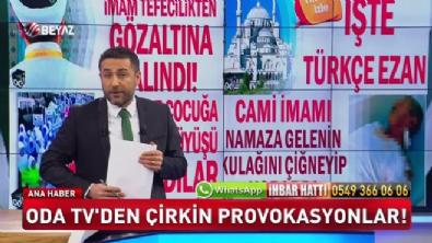 turkiye - Oda TV'den çirkin provokasyonlar!