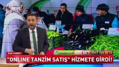 beyaz tv ana haber - 'Online tanzim satış' hizmete girdi!