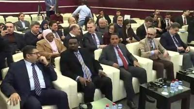 SDE'den 'Uluslararası Sistemin Kıskacında Sudan' paneli (1) - Mümtaz Hamid- ANKARA