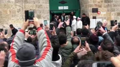 bolat -  Ulucami'de Cumhurbaşkanı Erdoğan'a sevgi seli