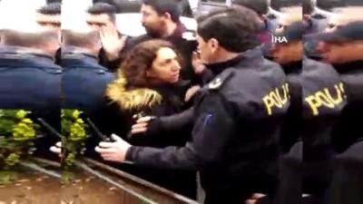 Van'da polisin kolunu ısıran vekil, bu kez de Diyarbakır'da polise zor anlar yaşattı