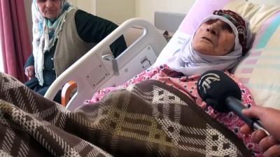 87 yaşında kolon kanserini yendi - ŞANLIURFA