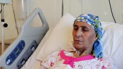karaciger nakli - Annesine karaciğeriyle 'can' oldu - DENİZLİ