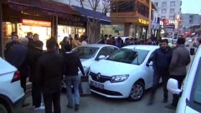 Cizre'de trafik kazası: 2 yaralı