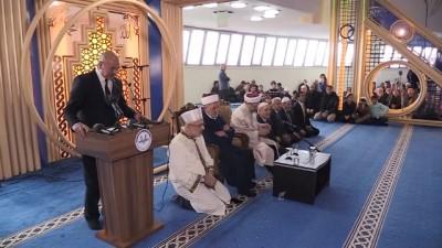 Erbaş: 'Milyonlarca hafız sayesinde Kur'an-ı Kerim, noktasına varıncaya kadar korunmaktadır' - ERZİNCAN
