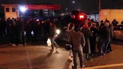 Metris cezaevinde çıkan yangın söndürüldü (2) - İSTANBUL