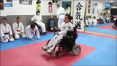 zihinsel engelliler - Engellilerin Yaşam Gücü: Aikido