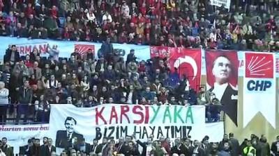 Kılıçdaroğlu: 'CHP'li belediyeler sosyal adaleti sağlayan belediyelerdir' - İZMİR