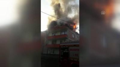 Bartın'da yangın - BARTIN