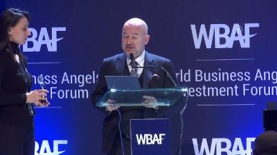 odul toreni - Dünya Melek Yatırım Forumu'nda AA'ya ödül - İSTANBUL