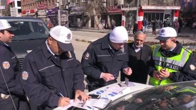 kamera - 'Emniyet kemeri' takmayan sürücülere ceza - KIRIKKALE
