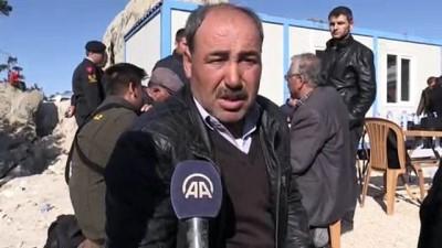 helikopter - Maden sahasında heyelan - Kaya altında kalan Servet Çapacıoğlu'nun babası - MUĞLA