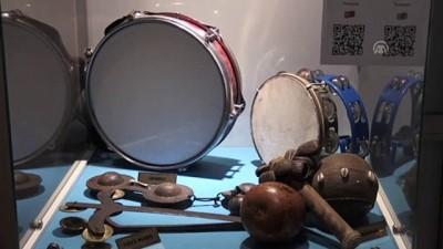 Müzik Müzesinde karekodlu dönem - AFYONKARAHİSAR