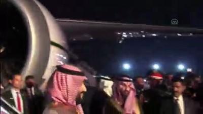 Suudi Arabistan Veliaht Prensi Muhammed bin Selman Asya turuna çıktı - İSLAMABAD