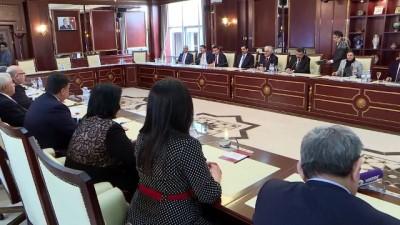 helikopter - TBMM heyeti Azerbaycan'da - BAKÜ